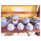 noritake lustre tea set