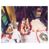 Italy & Germany Nativity Pieces
