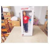 Talking Sheldon Doll