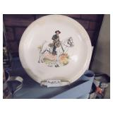 Roy Rogers PLate