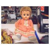 Betsie Wetsie doll