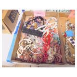 tray costume jewelry