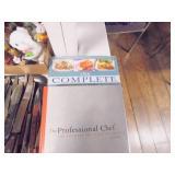 Professional cook books