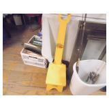 handled step stool