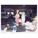 Sacred Heart Statues