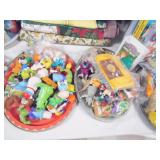 Disney & Happy meal toys