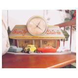 Diner clock