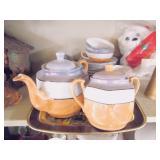 lustre tea set