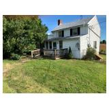 Real Estate Auction - 8/8/19 - 2 BR house in Country Setting in Walkersville MD