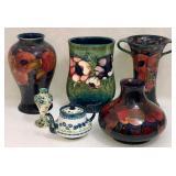 Moorcroft Art Pottery