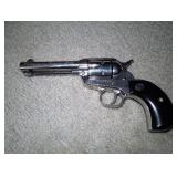 Ruger New Model single six in .32 HR Mag.