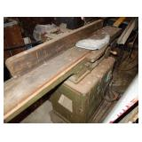 "Powermatic 6"" jointer"