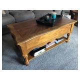 Ashley coffee table