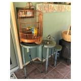 Bird cage sunroom