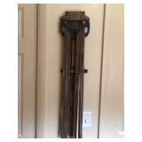 Old time clothes line- pantry