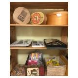 Craft items galore
