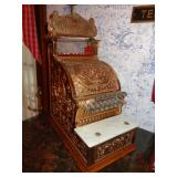 BRASS CANDY STORE NATIONAL CASH REGISTER 461492 50