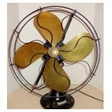 EMERSON BRASS FAN MODEL # 29648