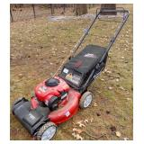 BRAND NEW CRAFTSMAN GOLD SERIES LAWN MOWER ONLY USED 3 TIMES! FRONT & REAR DISCHARGE