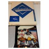 JOE MONTANA DAN MARINO AUTOGRAPHED PHOTO