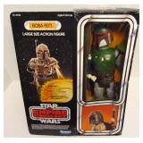 RARE KENNER BOBA FETT ACTION FIGURE LARGE SIZE