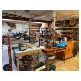 Grasons Co Estate Specialists Redlands Workshop Estate Sale