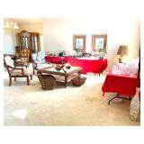 Grasons Co Elite of South OC 3 Day Estate Sale in Lake Forest