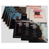 Ahmad Jamal, 18 albums, some duplicates