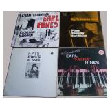 Earl Hines, 5 albums, 1 duplicate