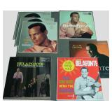 Harry Belafonte, 7 albums, few duplicates
