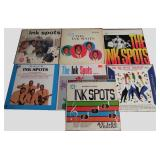 The Ink Spots, 13 albums, few duplicates