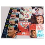 Pat Boone, 10 albums, some duplicates
