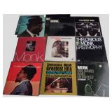 Thelonious Monk, 14 albums,  2 sets duplicated