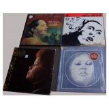 Billy Holiday, 3 albums, no duplicate