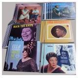 Ella Fitzgerald, 52 albums, lots of duplicates