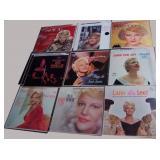 Peggy Lee, 17 albums, few duplicates