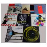 Jazz Trombone, 9 albums, 1 duplicate