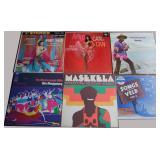 African, 6 albums, no duplicates