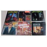 Brazilian Music, 6 albums, no duplicates