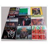 Cuba/Mexico, 10 albums, no duplicates