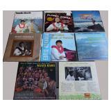 Hawaiian Music, 9 albums, 1 duplicate