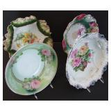 Good Lot of Victorian Plates
