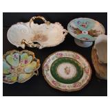 Good Lot of Victorian Plates etc