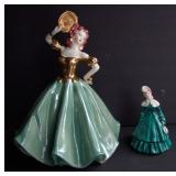 50s CA Florence Figure and Huge Dancer