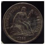 January Online Coin & Currency Auction