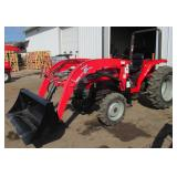 Annual 2-Day Spring Equipment & Vehicle Live Auction