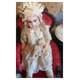 Antique Dolls, Furniture, Silver, & More