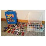 Assorted Hot Wheels & Other Cars