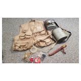 Fishing Vest & Gear