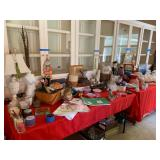 Grasons Co Elite North San Diego 3 Day Artists Estate Sale in Fallbrook Quilters Dream!